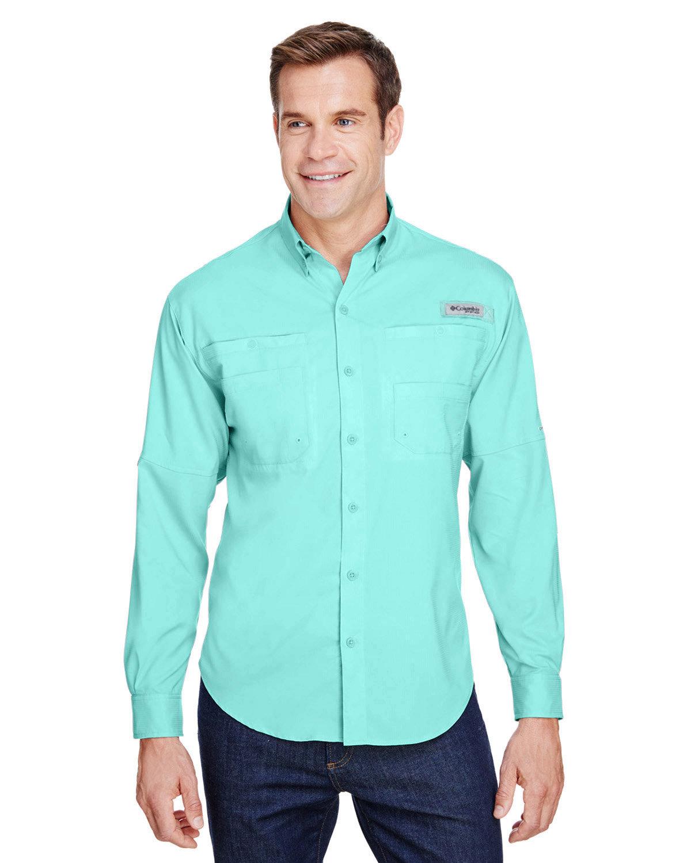 Columbia Men's Tamiami™ II Long-Sleeve Shirt GULF STREAM