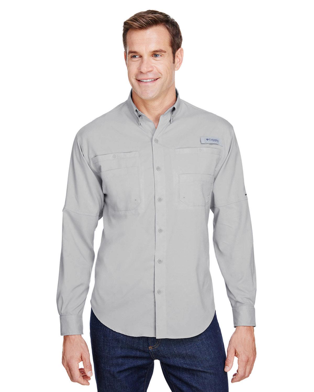 Columbia Men's Tamiami™ II Long-Sleeve Shirt COOL GREY