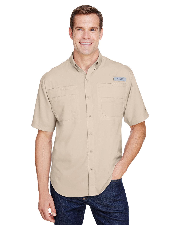 Columbia Men's Tamiami™ II Short-Sleeve Shirt FOSSIL