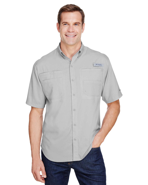 Columbia Men's Tamiami™ II Short-Sleeve Shirt COOL GREY