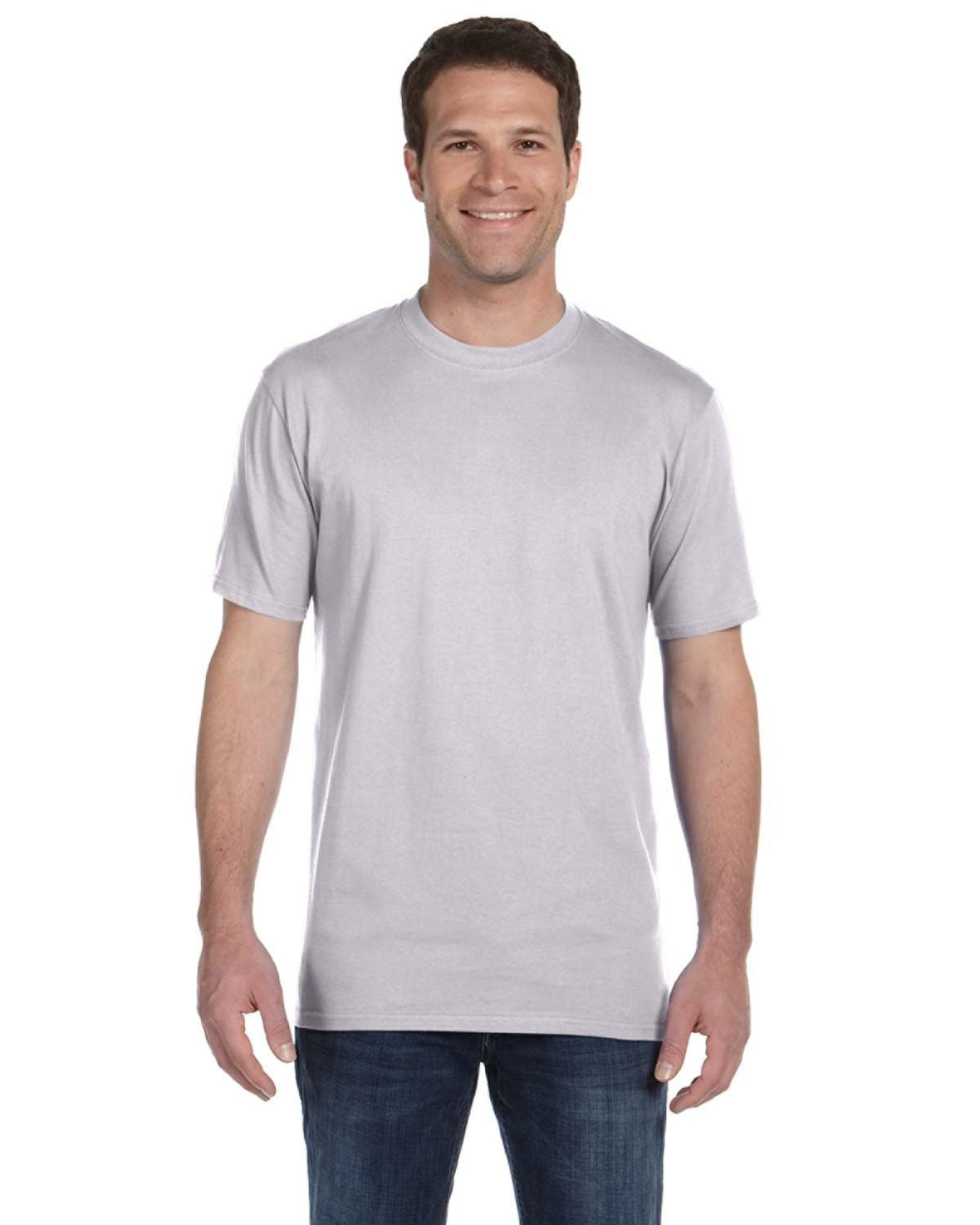 Anvil Adult Midweight T-Shirt ASH