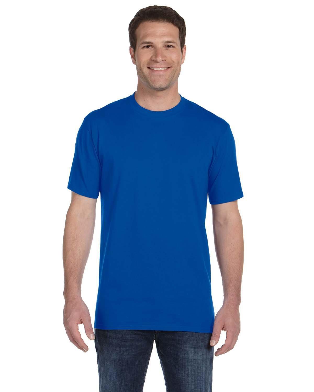 Anvil Adult Midweight T-Shirt ROYAL BLUE