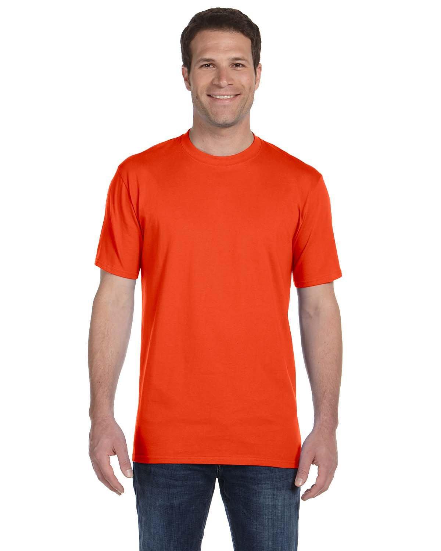 Anvil Adult Midweight T-Shirt ORANGE