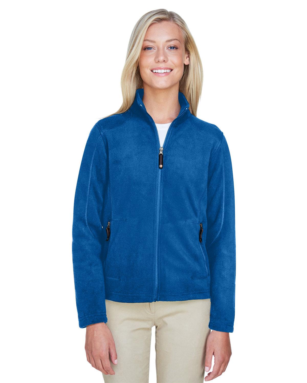 North End Ladies' Voyage Fleece Jacket TRUE ROYAL
