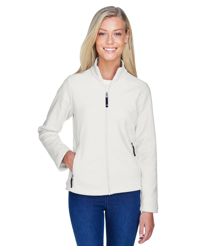 North End Ladies' Voyage Fleece Jacket CRYSTAL QUARTZ