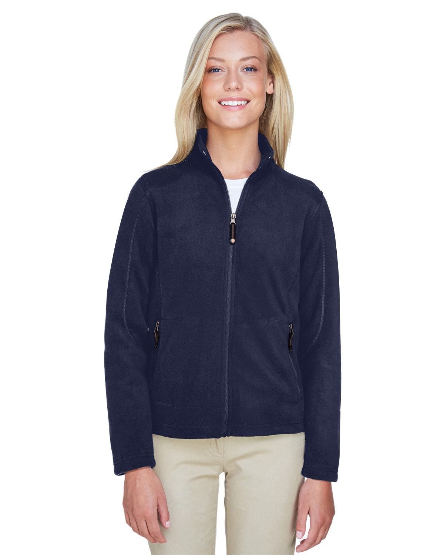 North End Ladies' Voyage Fleece Jacket CLASSIC NAVY