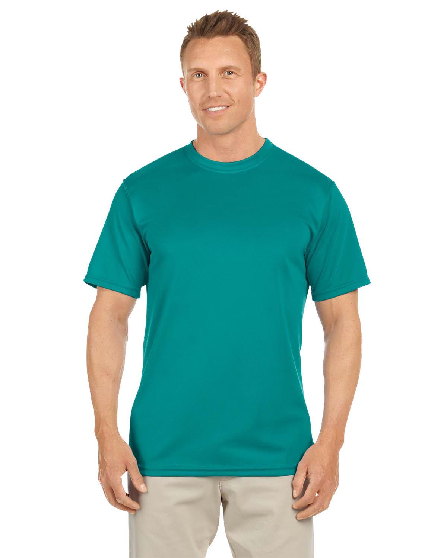 Augusta Sportswear Adult NexGen Wicking T-Shirt TEAL