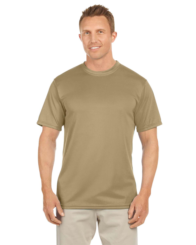 Augusta Sportswear Adult NexGen Wicking T-Shirt VEGAS GOLD