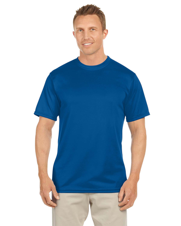 Augusta Sportswear Adult NexGen Wicking T-Shirt ROYAL