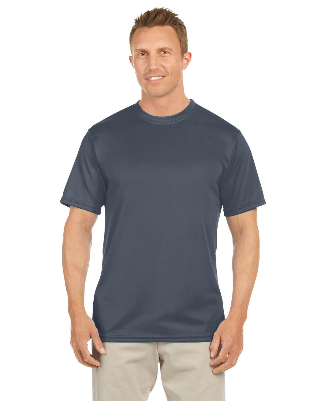 Augusta Sportswear Adult NexGen Wicking T-Shirt GRAPHITE