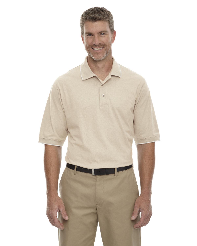Extreme Men's Cotton Jersey Polo SAND