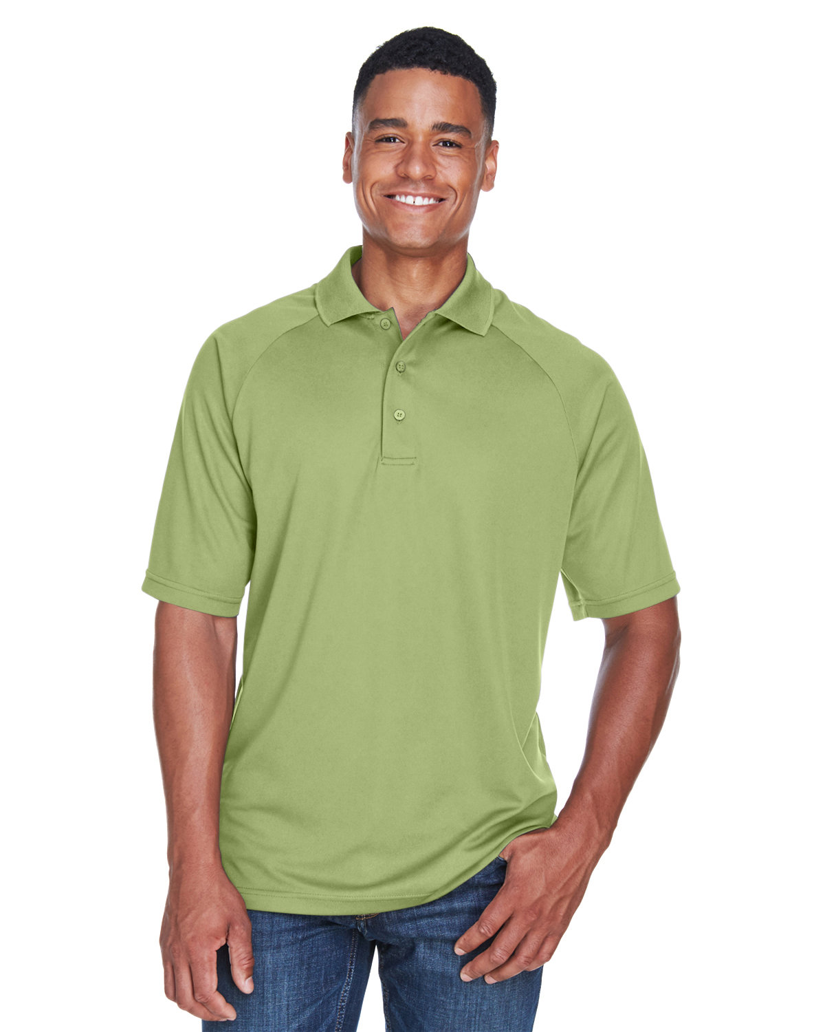 Extreme Men's Eperformance™ Piqué Polo FAIRWAY GREEN