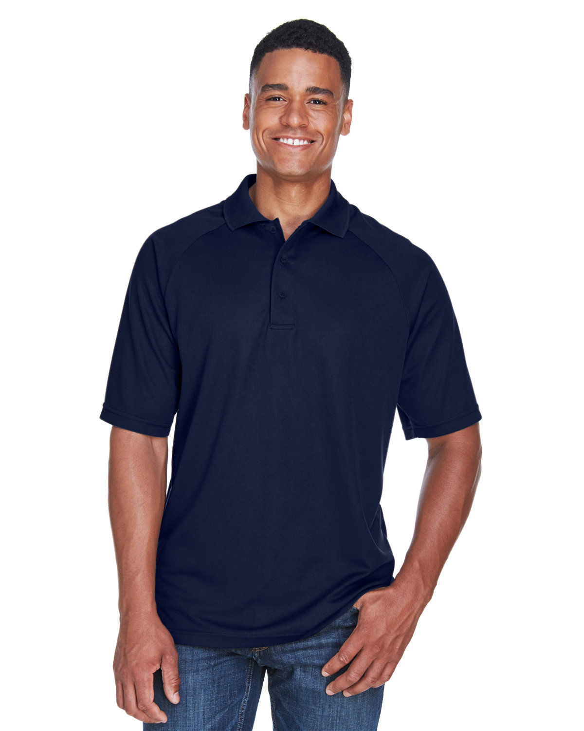 Extreme Men's Eperformance™ Piqué Polo CLASSIC NAVY