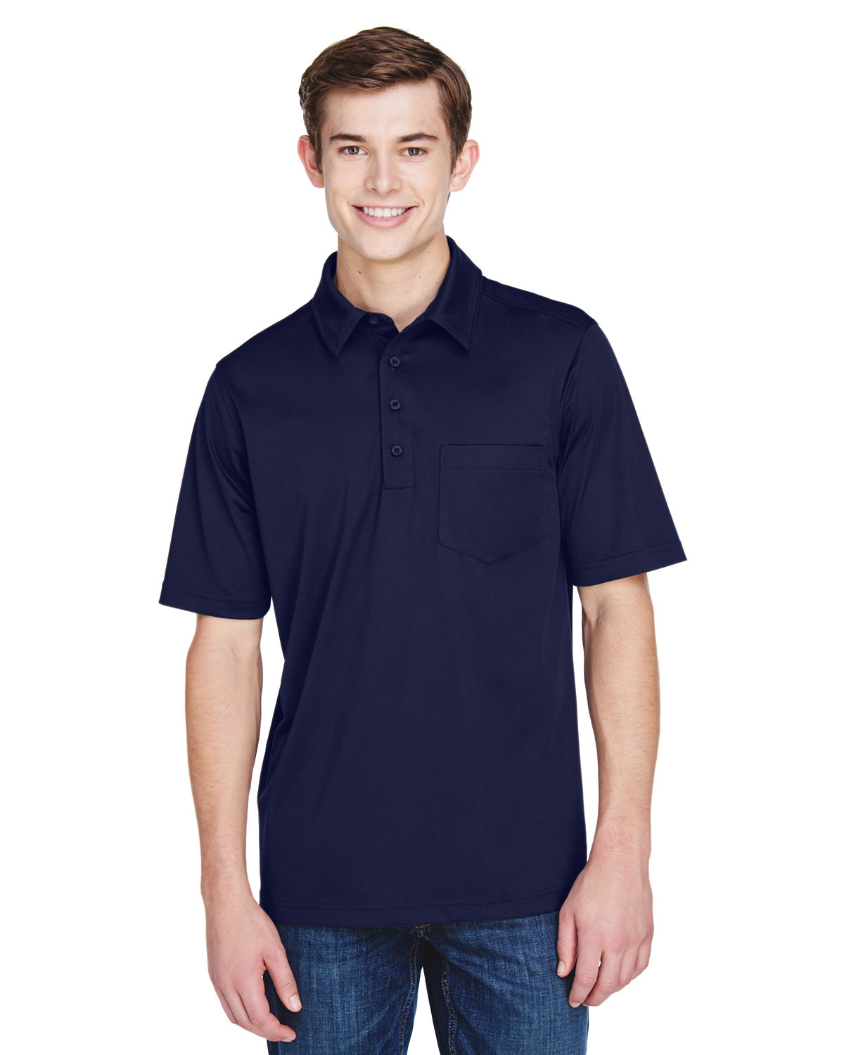 Extreme Men's Tall Eperformance™ Shift Snag Protection Plus Polo CLASSIC NAVY