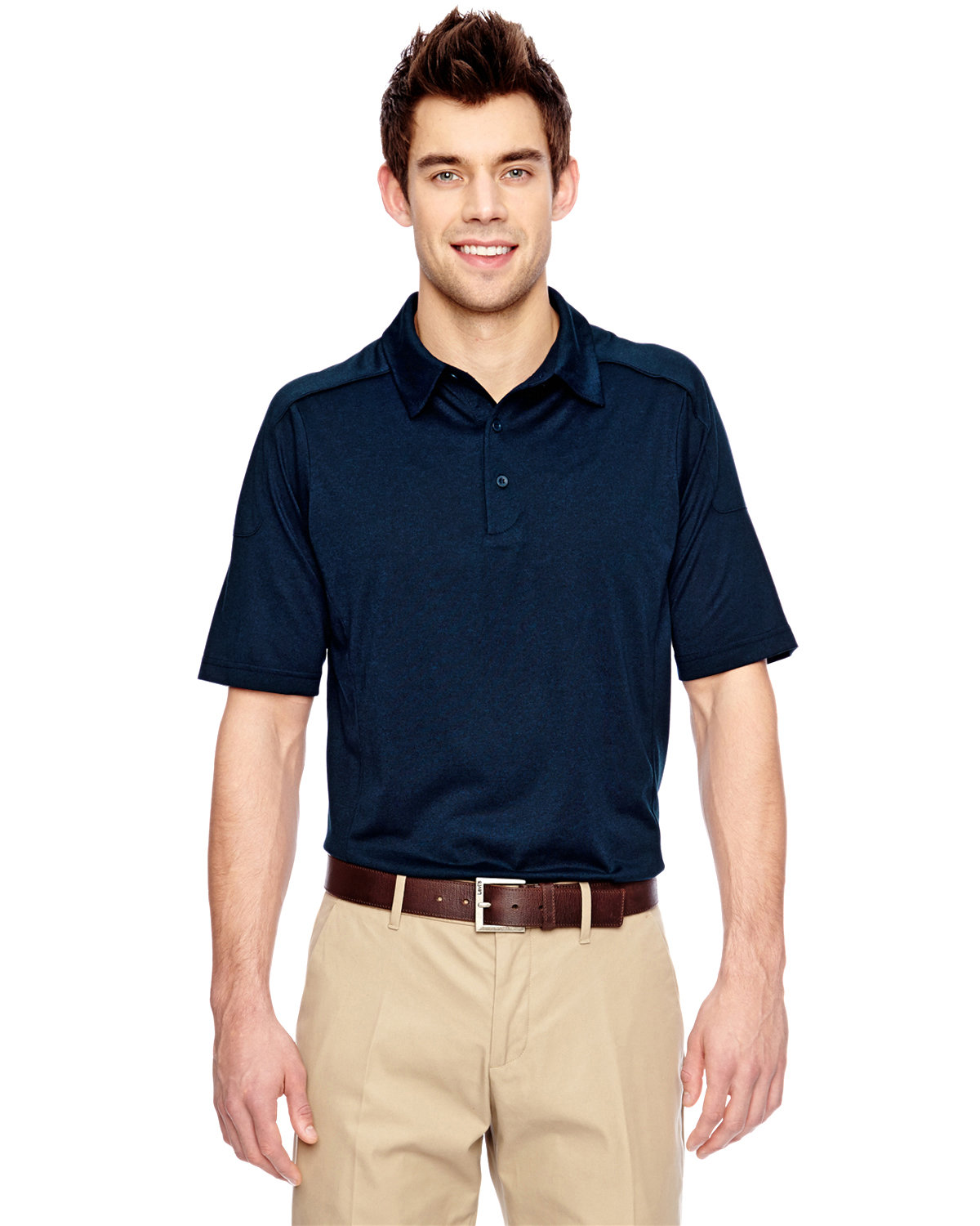Extreme Men's Eperformance™ Fluid Mélange Polo NIGHT