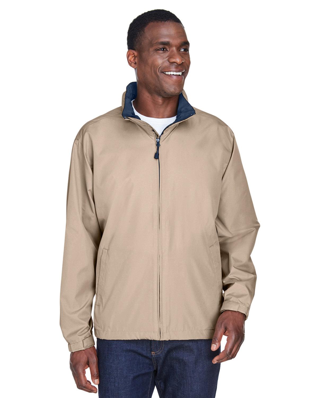 North End Men's Techno Lite Jacket PUTTY