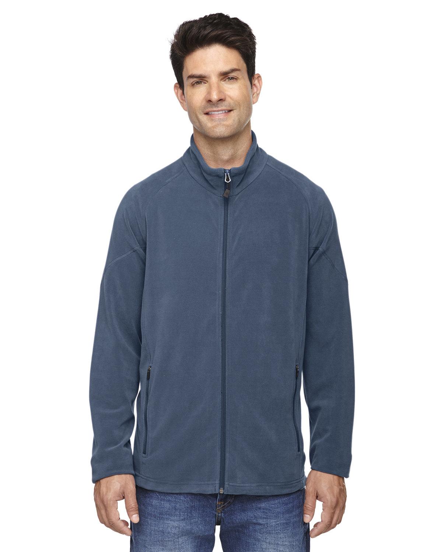 North End Men's Microfleece Unlined Jacket GLACIER BLUE
