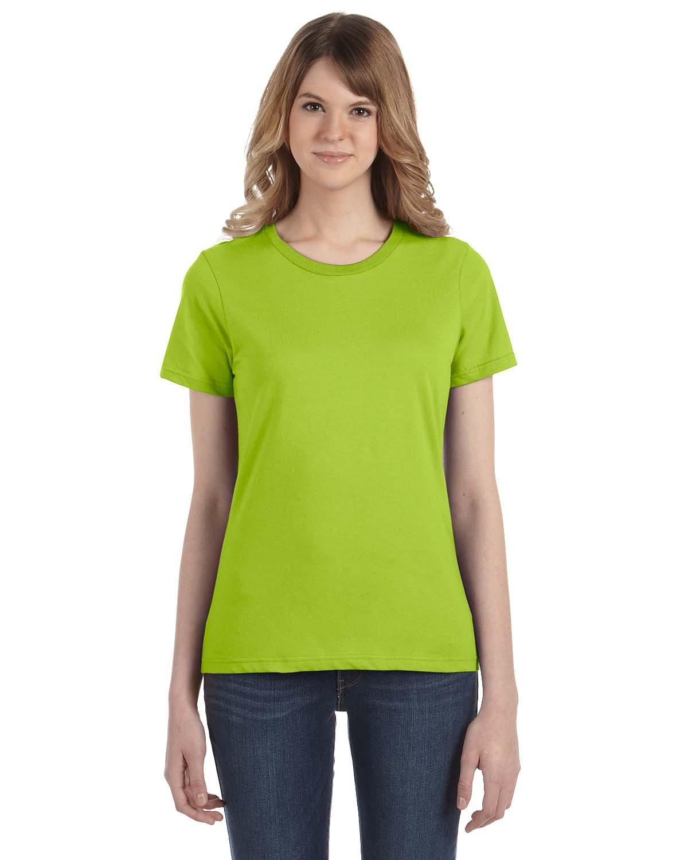 Anvil Ladies' Lightweight T-Shirt KEY LIME