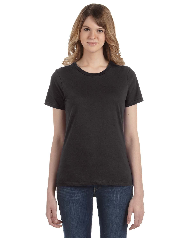Anvil Ladies' Lightweight T-Shirt SMOKE