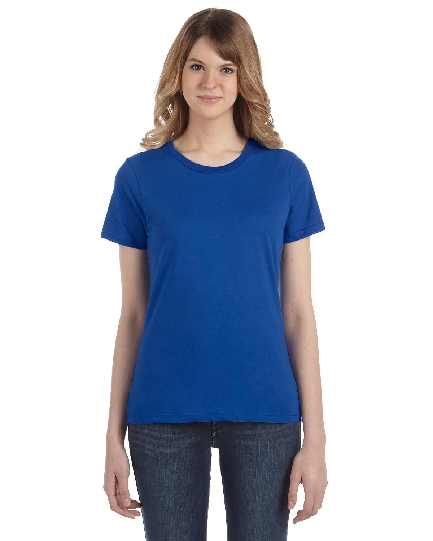 Anvil Ladies' Lightweight T-Shirt ROYAL