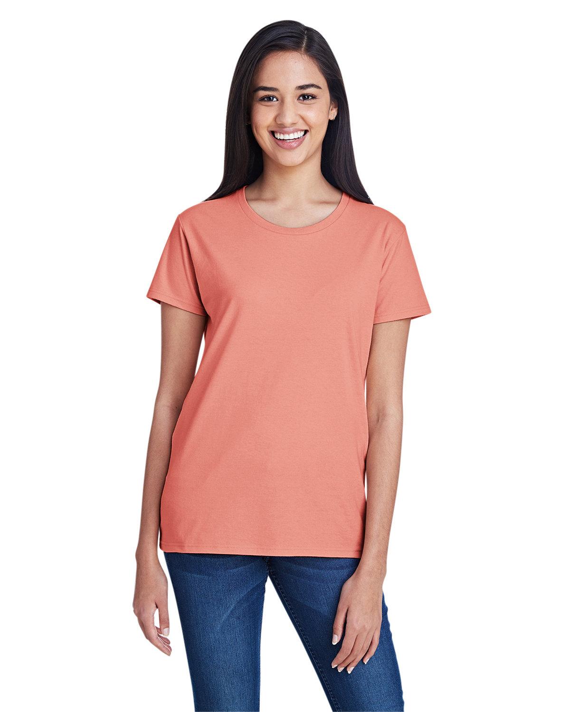 Anvil Ladies' Lightweight T-Shirt TERRACOTTA