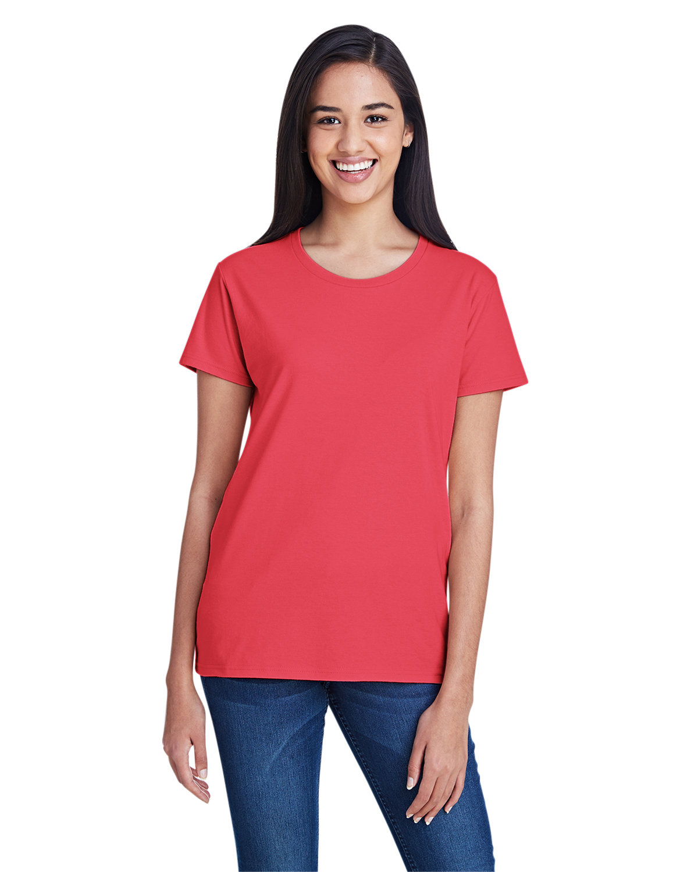 Anvil Ladies' Lightweight T-Shirt CORAL