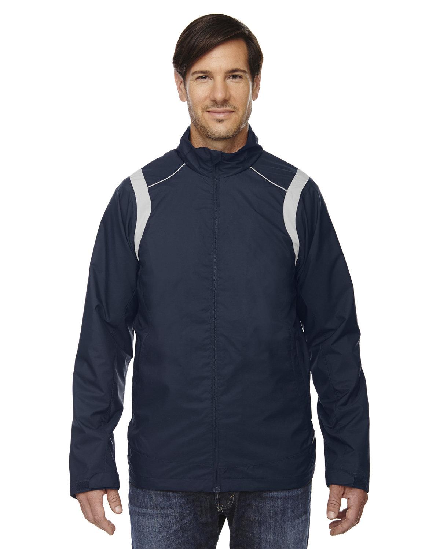 North End Men's Venture Lightweight Mini Ottoman Jacket CLASSIC NAVY