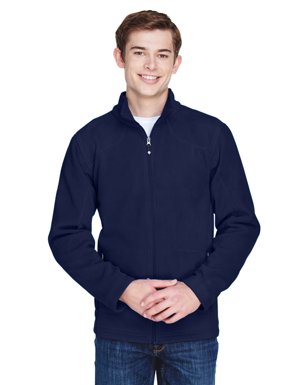 North End Men's Voyage Fleece Jacket CLASSIC NAVY