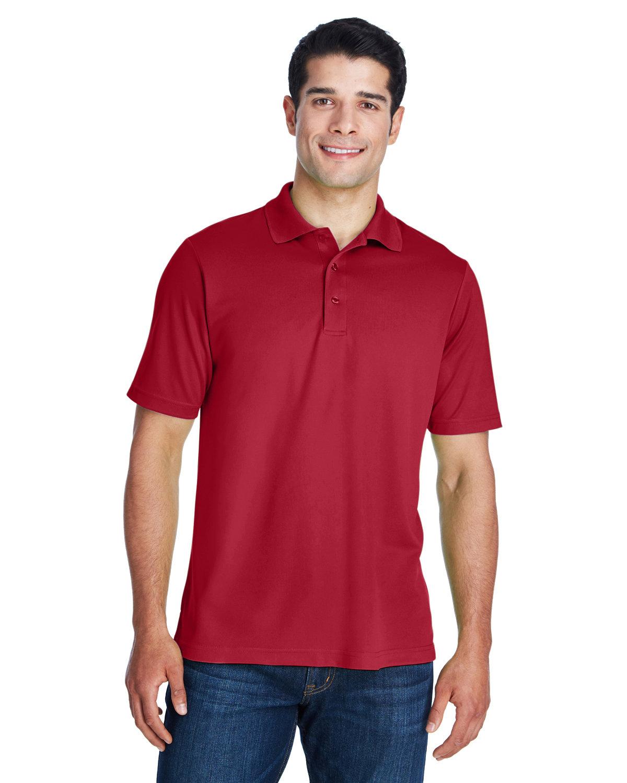 Core 365 Men's Origin Performance Piqué Polo CLASSIC RED