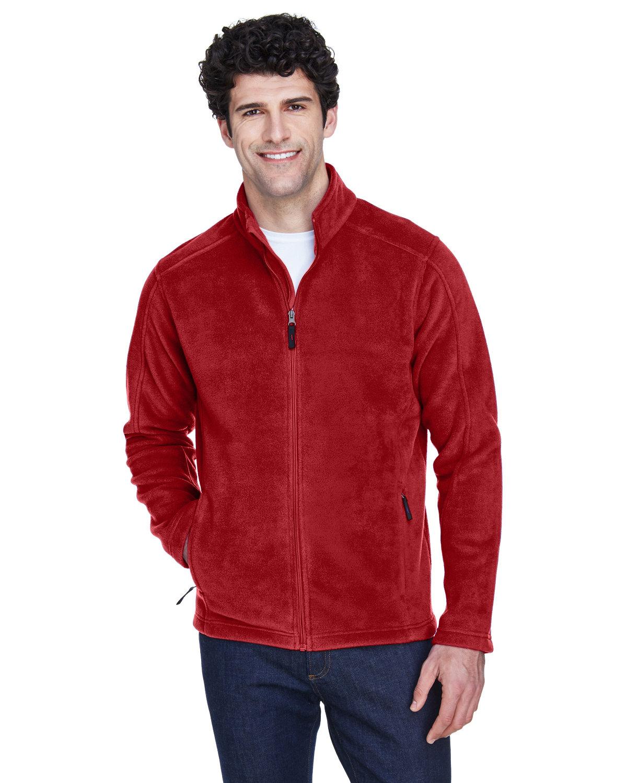 Core 365 Men's Journey FleeceJacket CLASSIC RED