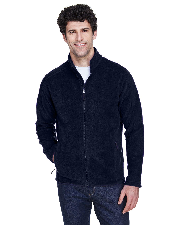 Core 365 Men's Tall Journey Fleece Jacket CLASSIC NAVY