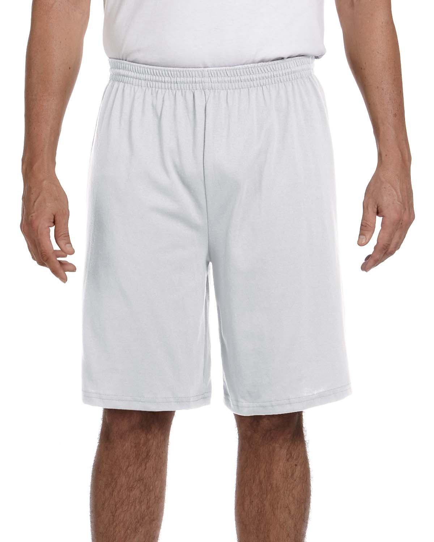 Augusta Sportswear Adult Longer-Length Jersey Short ASH