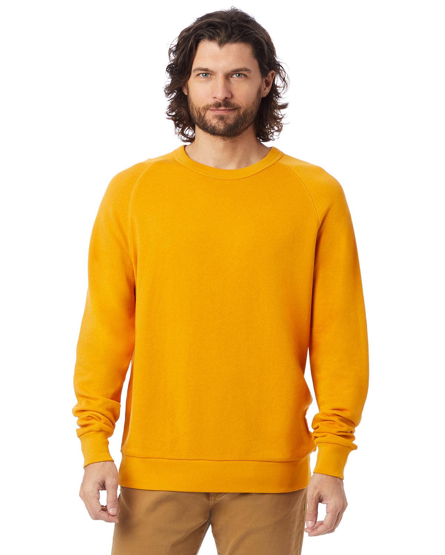 Alternative Unisex 6.5 oz., Champ Washed French Terry Crewneck Sweatshirt STAY GOLD