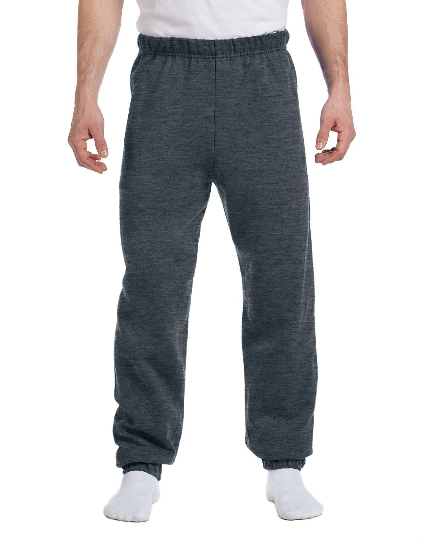 Jerzees Adult NuBlend® Fleece Sweatpants BLACK HEATHER