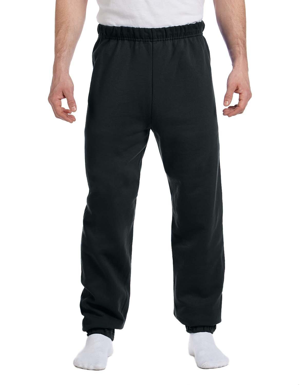Jerzees Adult NuBlend® Fleece Sweatpants BLACK
