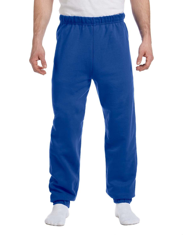Jerzees Adult NuBlend® Fleece Sweatpants ROYAL