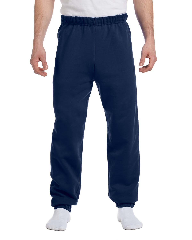 Jerzees Adult NuBlend® Fleece Sweatpants J NAVY