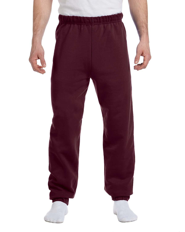 Jerzees Adult NuBlend® Fleece Sweatpants MAROON