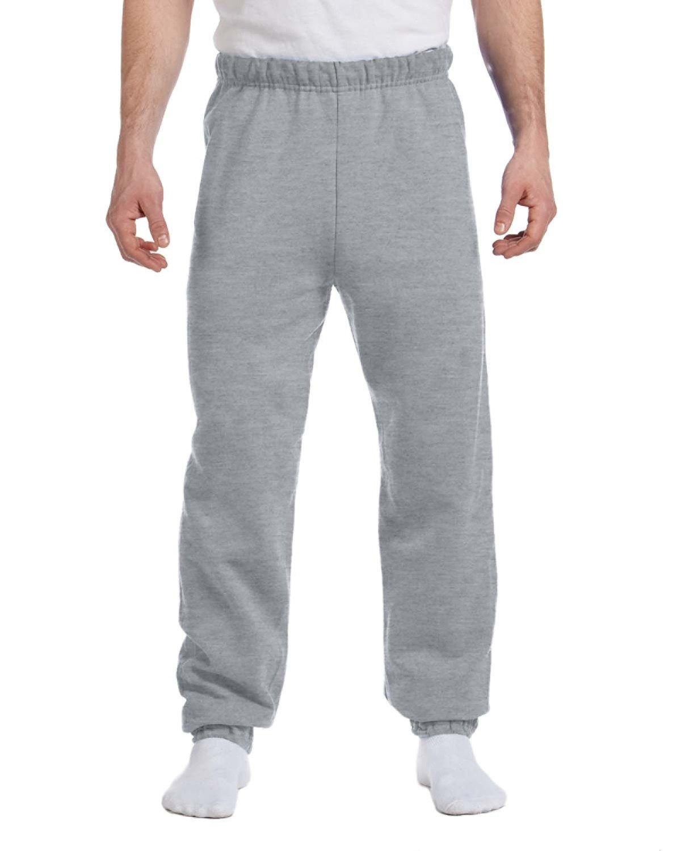 Jerzees Adult NuBlend® Fleece Sweatpants ATHLETIC HEATHER