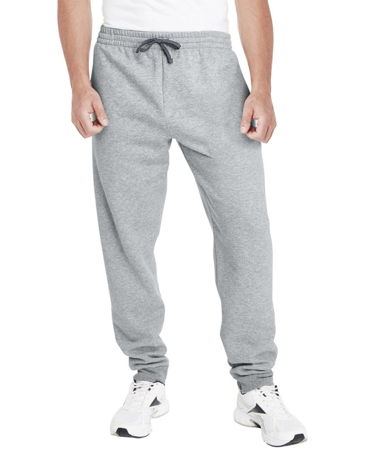 Jerzees Adult Nublend® Jogger ATH HTH/ CHR GRY