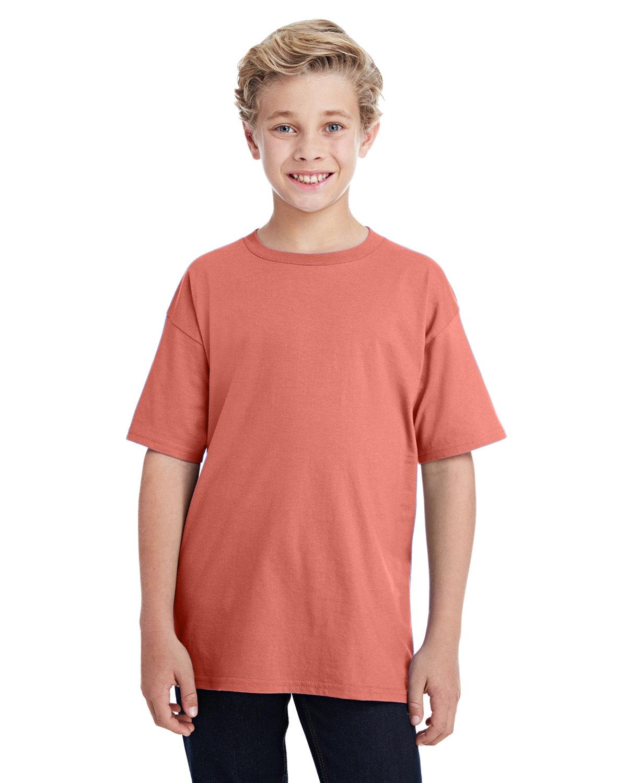 Anvil Youth Lightweight T-Shirt TERRACOTTA