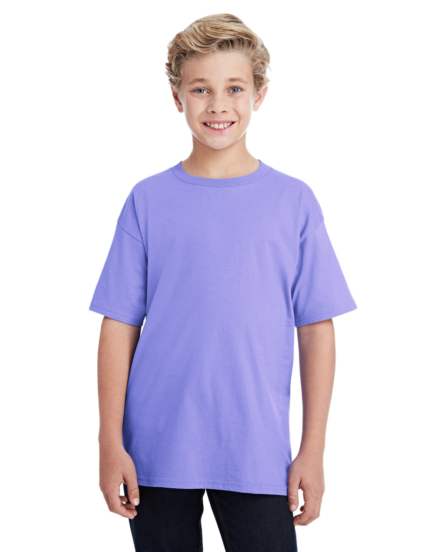 Anvil Youth Lightweight T-Shirt VIOLET