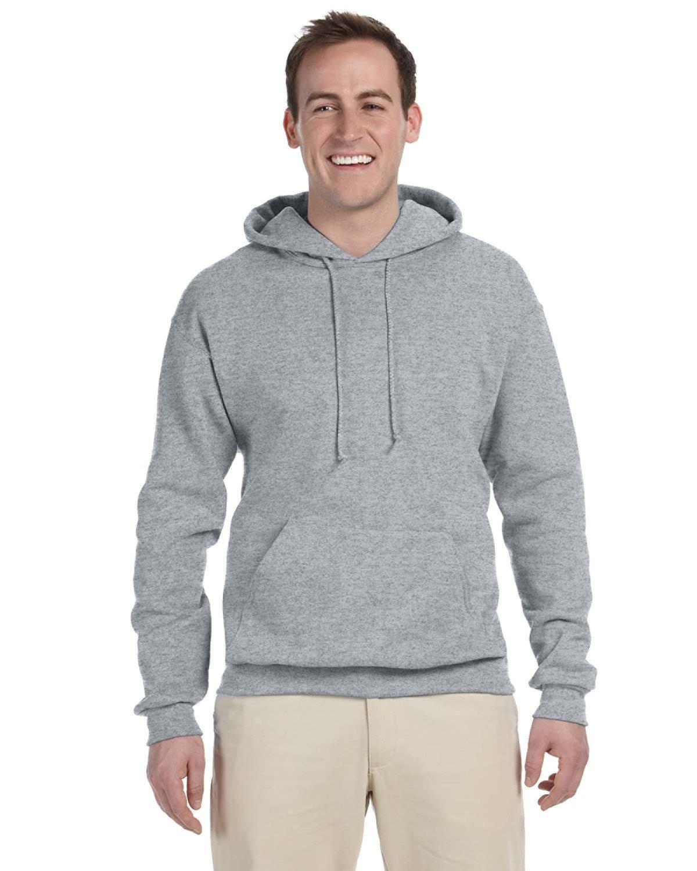Jerzees Men's Tall NuBlend® Hooded Sweatshirt OXFORD
