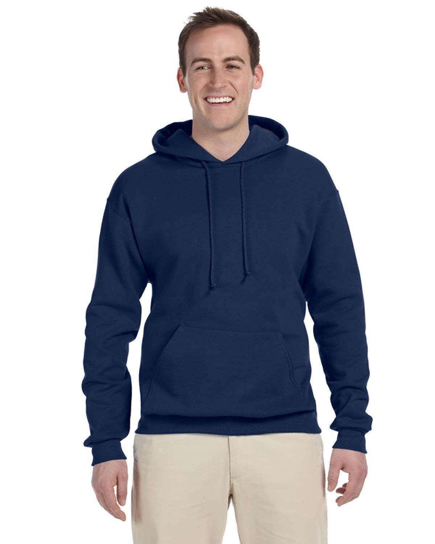 Jerzees Men's Tall NuBlend® Hooded Sweatshirt J NAVY