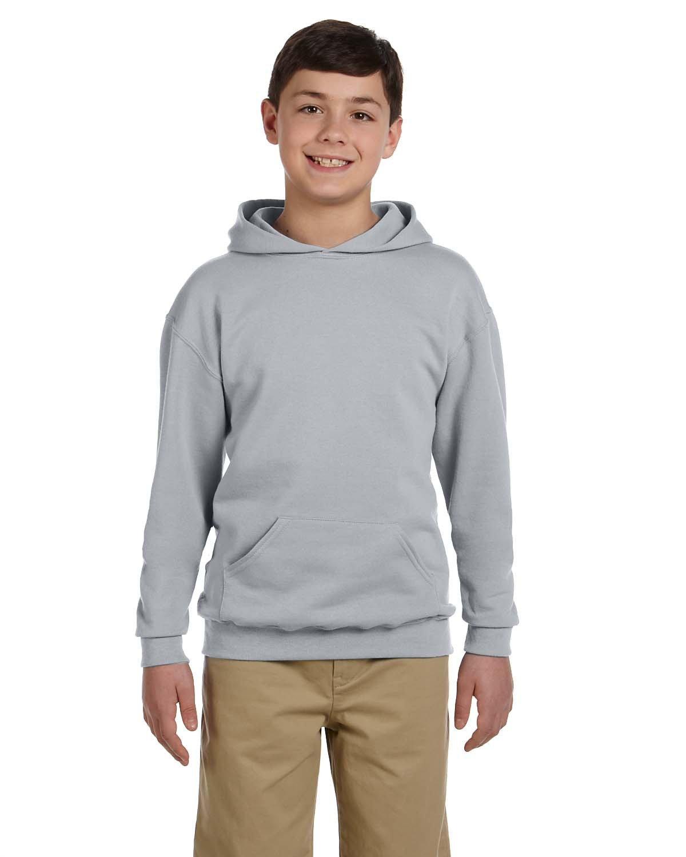 Jerzees Youth NuBlend® Fleece Pullover Hooded Sweatshirt OXFORD