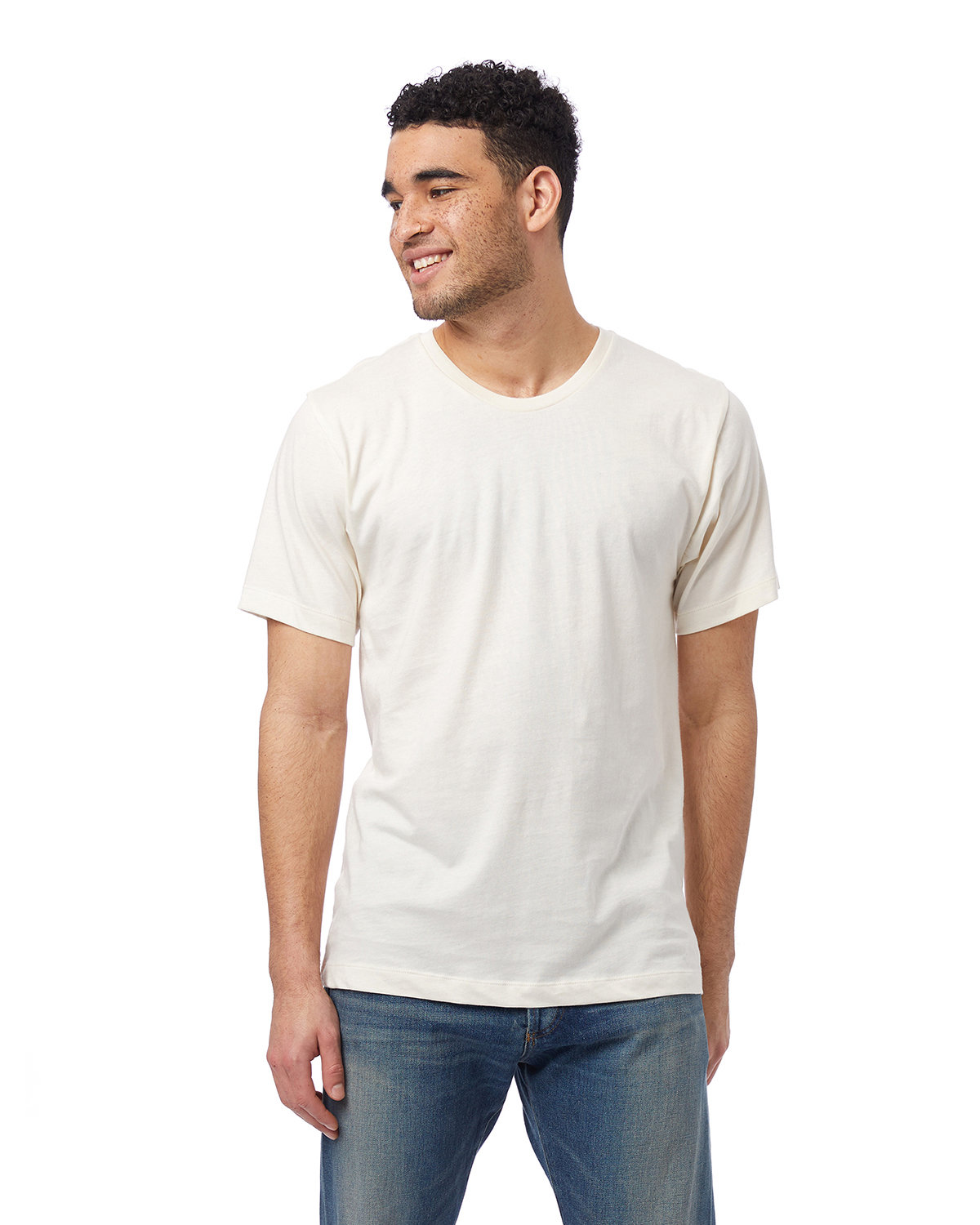 Alternative Unisex Go-To T-Shirt NATURAL