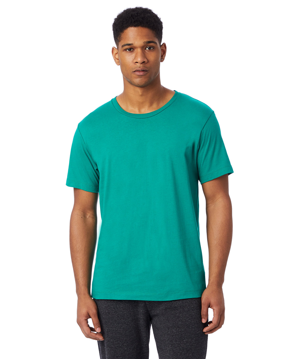 Alternative Unisex Go-To T-Shirt GREEN