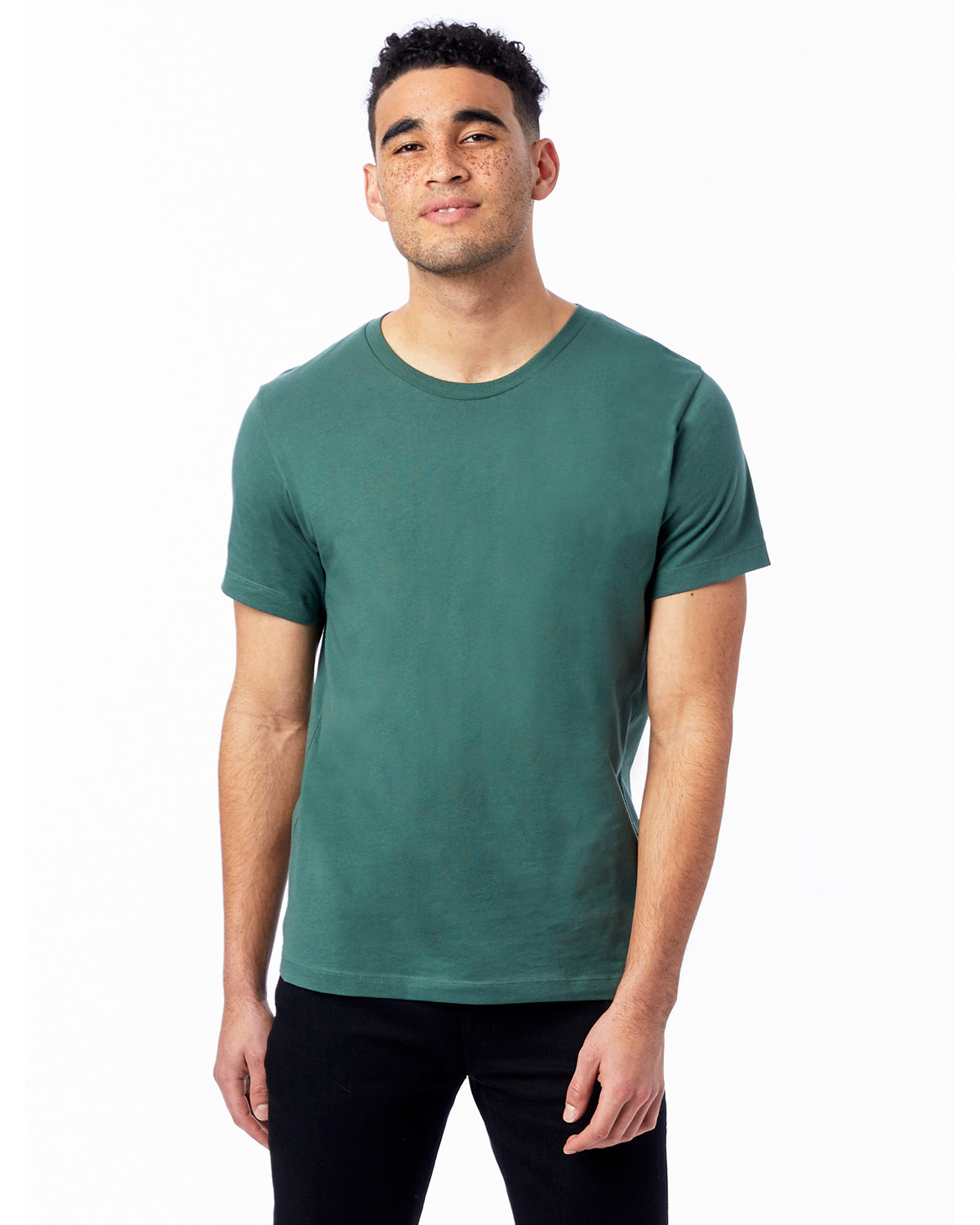 Alternative Unisex Go-To T-Shirt PINE