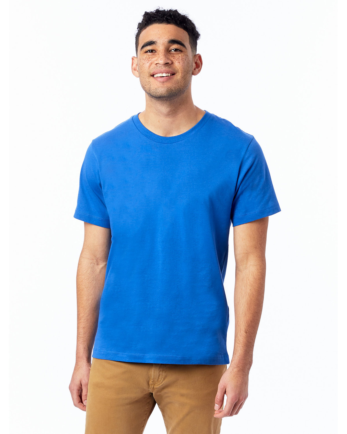 Alternative Unisex Go-To T-Shirt ROYAL