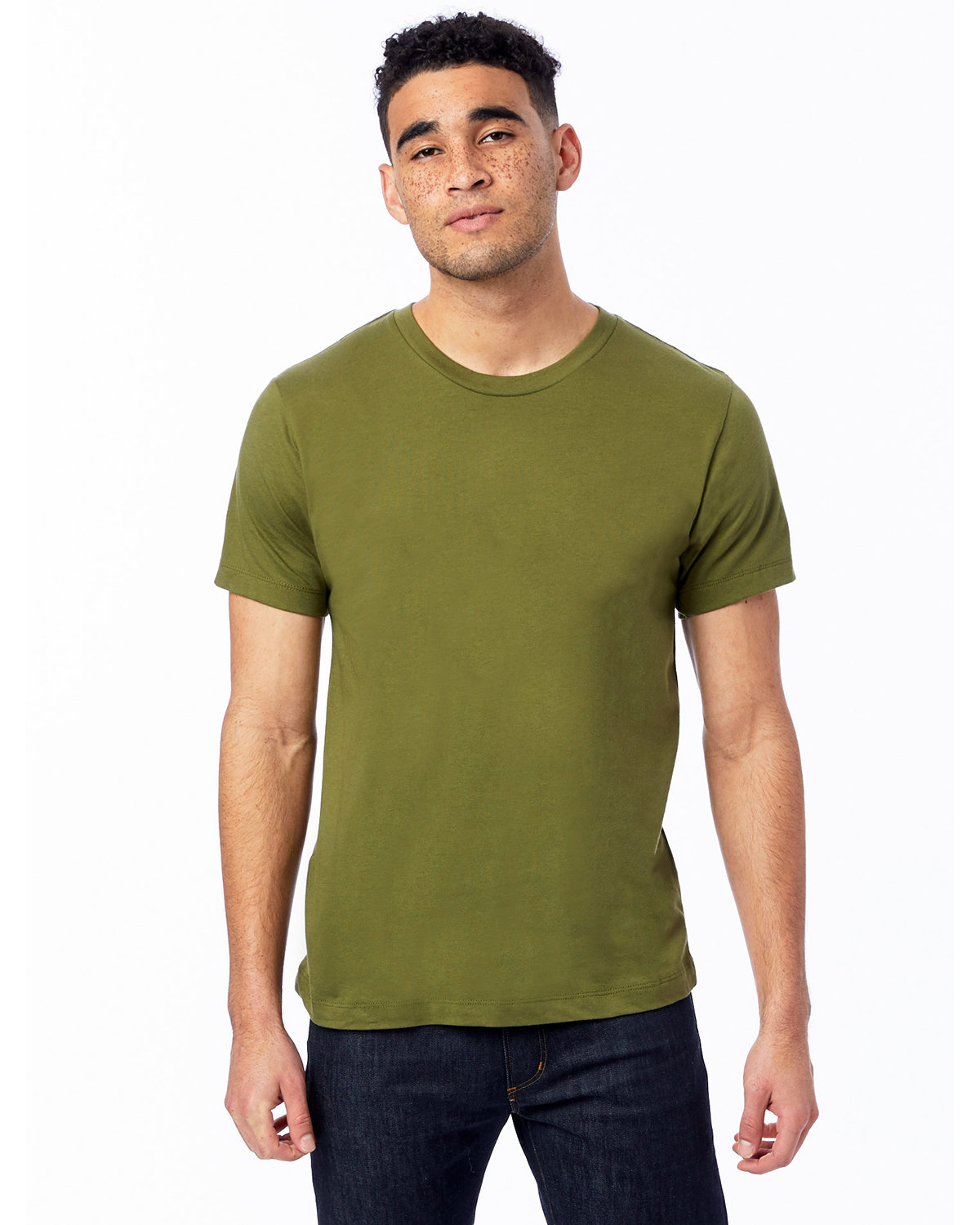 Alternative Unisex Go-To T-Shirt ARMY